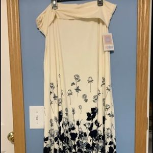 LuLa roe clothing sizes lg to 2xl